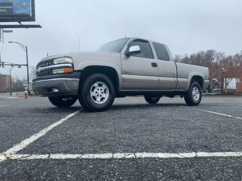 2001 Chevrolet Silverado 1500 for sale at Madden Motors LLC in Iva SC