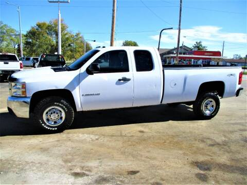 2008 Chevrolet Silverado 3500HD for sale at Steffes Motors in Council Bluffs IA