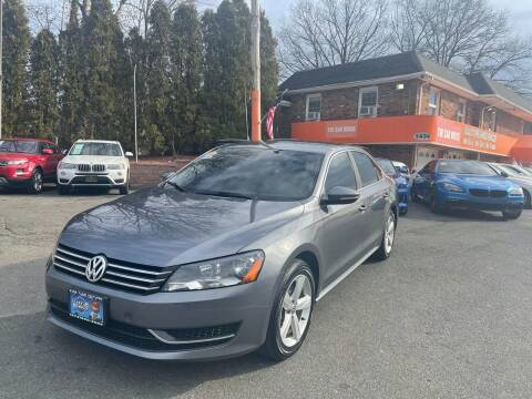 2012 Volkswagen Passat for sale at Bloomingdale Auto Group - The Car House in Butler NJ