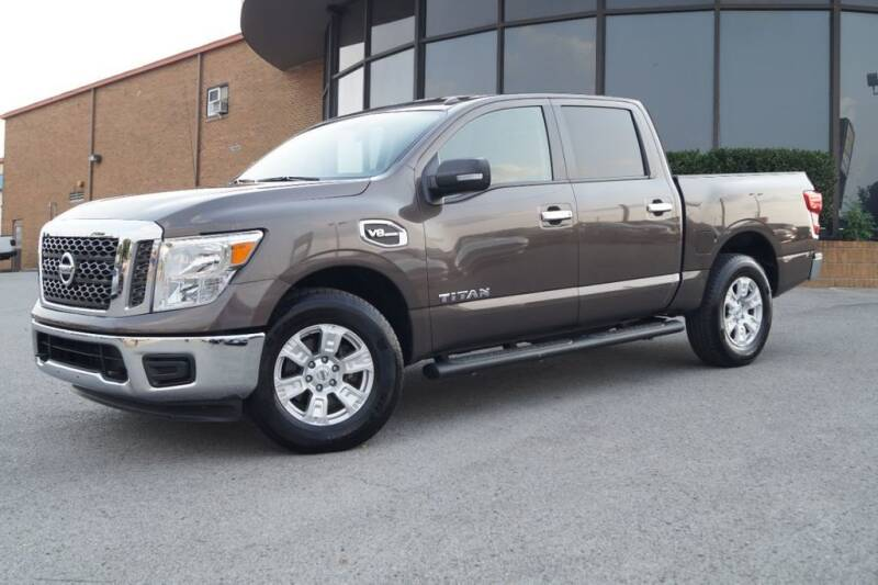 2017 Nissan Titan for sale at Next Ride Motors in Nashville TN