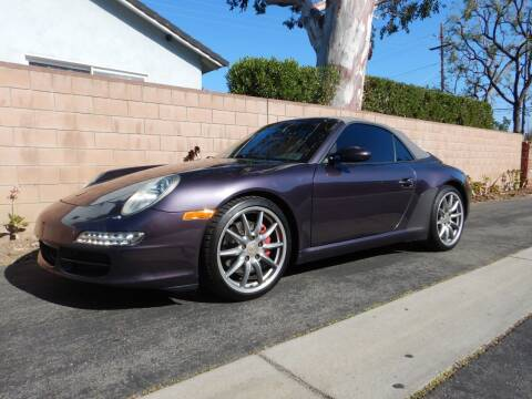 2007 Porsche 911 for sale at California Cadillac & Collectibles in Los Angeles CA