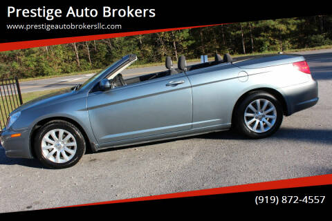 2010 Chrysler Sebring for sale at Prestige Auto Brokers in Raleigh NC