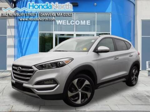 2017 Hyundai Tucson for sale at 1 North Preowned in Danvers MA