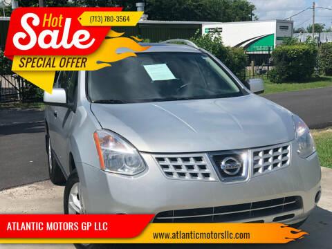2012 Nissan Rogue for sale at ATLANTIC MOTORS GP LLC in Houston TX