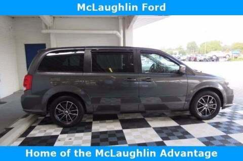 2016 Dodge Grand Caravan for sale at McLaughlin Ford in Sumter SC