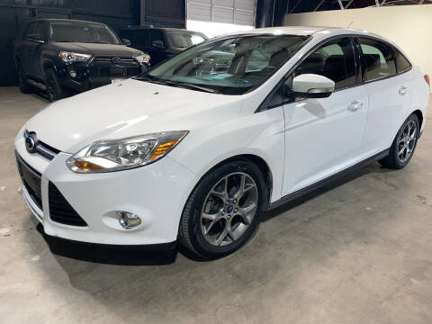 2014 Ford Focus for sale at Safe Trip Auto Sales in Dallas TX