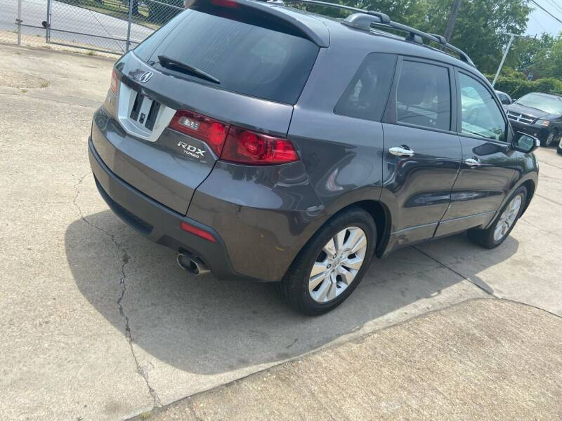 2010 Acura RDX for sale at Whites Auto Sales in Portsmouth VA