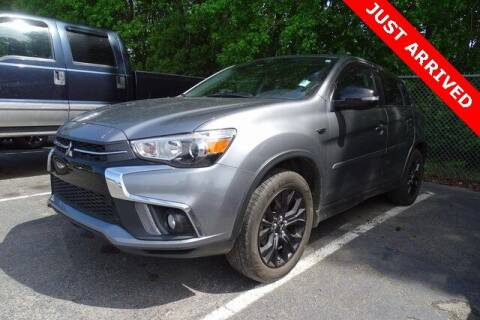 2019 Mitsubishi Outlander Sport for sale at Brandon Reeves Auto World in Monroe NC