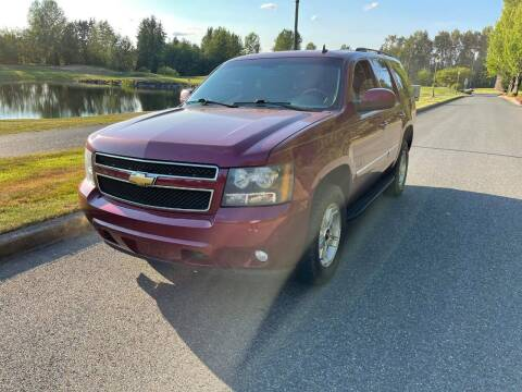 2011 Chevrolet Tahoe for sale at SNS AUTO SALES in Seattle WA