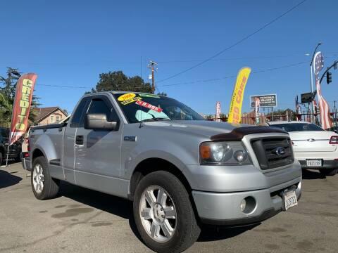 2006 Ford F-150 for sale at Victory Auto Sales in Stockton CA