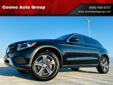 2016 Mercedes-Benz GLC for sale at Cosmo Auto Group in San Jose CA