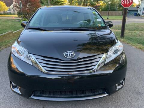 2011 Toyota Sienna for sale at Via Roma Auto Sales in Columbus OH