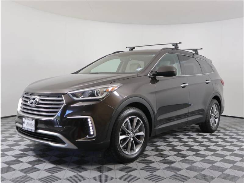 2017 Hyundai Santa Fe for sale in Burien, WA