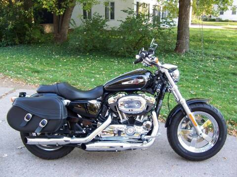 2016 Harley-Davidson Sportster 1200 for sale at Carver Auto Sales in Saint Paul MN