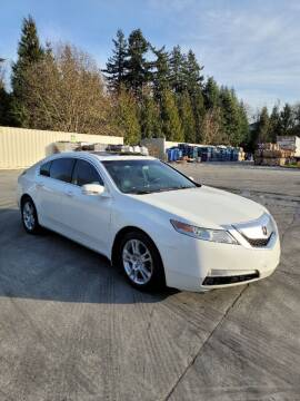 2011 Acura TL for sale at RICKIES AUTO, LLC. in Portland OR
