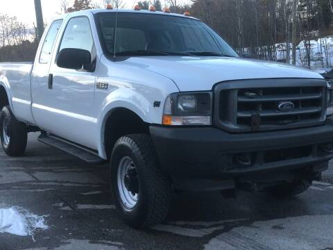 2004 Ford F-350 Super Duty for sale at Top Line Motorsports in Derry NH
