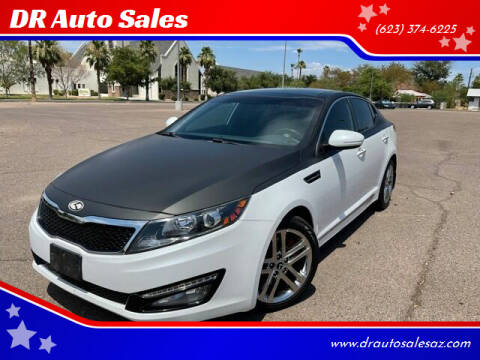 2013 Kia Optima for sale at DR Auto Sales in Glendale AZ