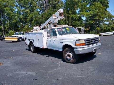 1995 Ford F-450 24ft Bucket Truck for sale at James River Motorsports Inc. in Chester VA