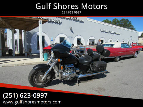 2000 Honda Goldwing for sale at Gulf Shores Motors in Gulf Shores AL
