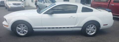 2008 Ford Mustang for sale at Linus International Inc in Tampa FL