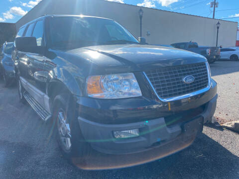2003 Ford Expedition for sale at GRAND USED CARS  INC in Little Ferry NJ