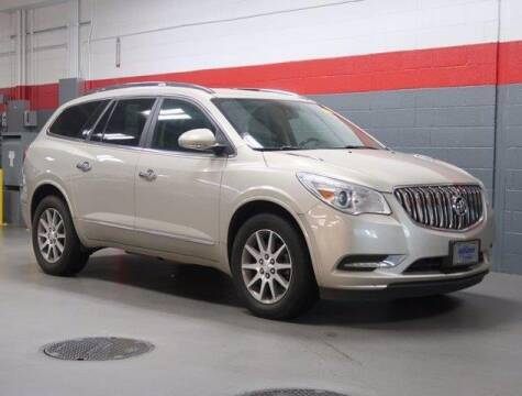 2016 Buick Enclave for sale at CU Carfinders in Norcross GA