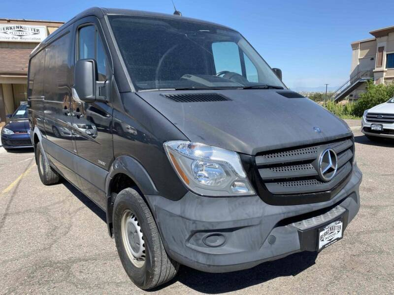2015 Mercedes-Benz Sprinter Cargo for sale in Brighton, CO