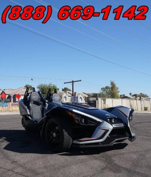 2017 Polaris Slingshot for sale at AZMotomania.com in Mesa AZ