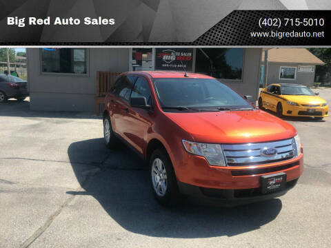 2008 Ford Edge for sale at Big Red Auto Sales in Papillion NE