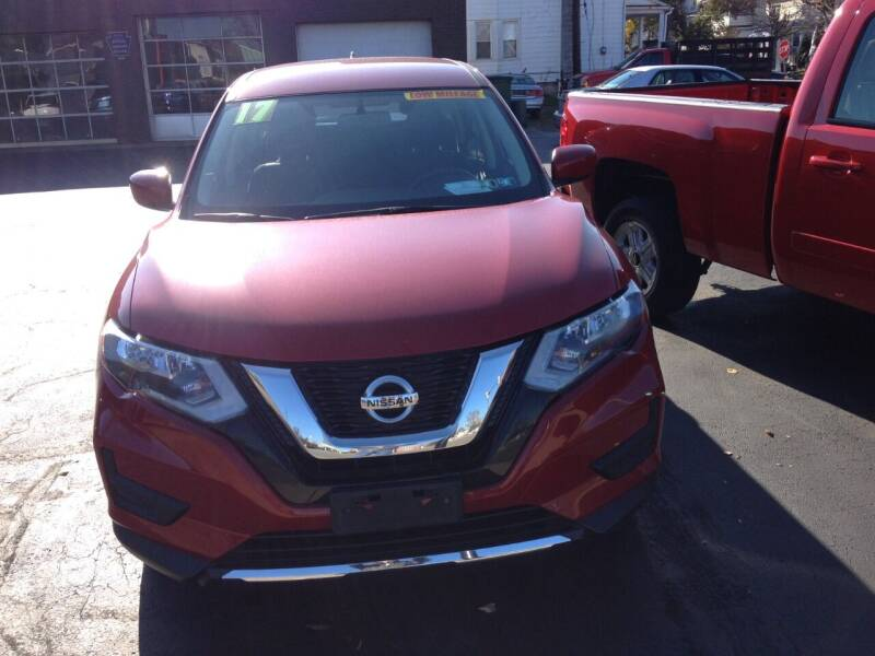 2017 Nissan Rogue for sale at Maffei Auto Sales INC. in Kingston PA