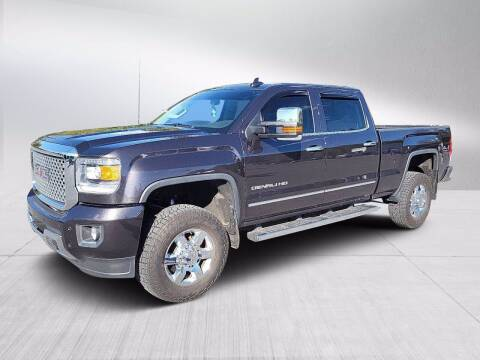 2015 GMC Sierra 2500HD for sale at Fitzgerald Cadillac & Chevrolet in Frederick MD