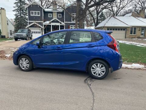 2016 Honda Fit for sale at You Win Auto in Metro MN