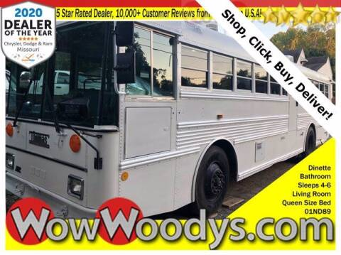 2001 Thomas Built Buses Saf-T-Liner MVP ER for sale at WOODY'S AUTOMOTIVE GROUP in Chillicothe MO