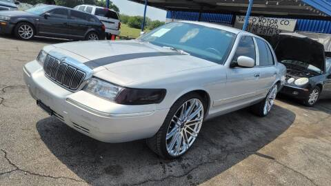 1999 Mercury Grand Marquis for sale at Dave-O Motor Co. in Haltom City TX