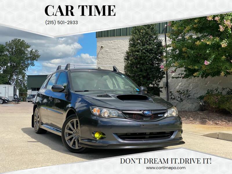 2009 Subaru Impreza for sale at Car Time in Philadelphia PA