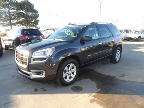2014 GMC Acadia for sale at America Auto Inc in South Sioux City NE
