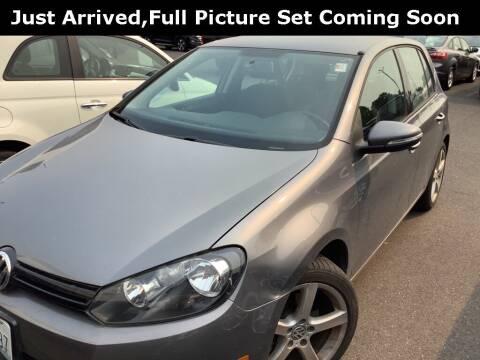 2010 Volkswagen Golf for sale at Royal Moore Custom Finance in Hillsboro OR