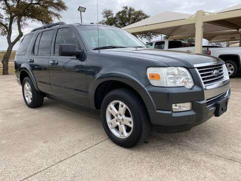 2010 Ford Explorer for sale at Thornhill Motor Company in Hudson Oaks, TX