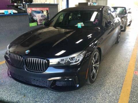 2018 BMW 7 Series for sale at AUTOSPORT MOTORS in Lake Park FL