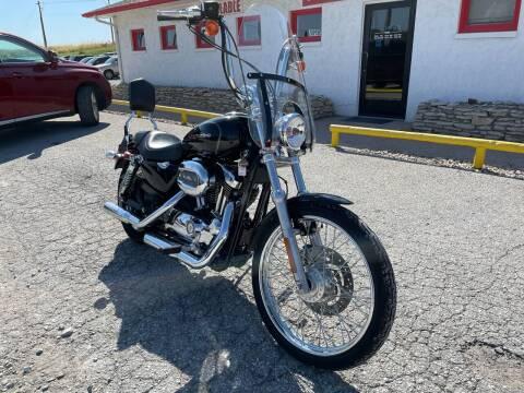 2006 HarleyDavidson Sportster1200 for sale at Sarpy County Motors in Springfield NE