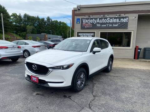 2018 Mazda CX-5 for sale at Variety Auto Sales in Worcester MA