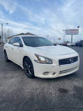 2012 Nissan Maxima for sale at Guidance Auto Sales LLC in Columbia TN