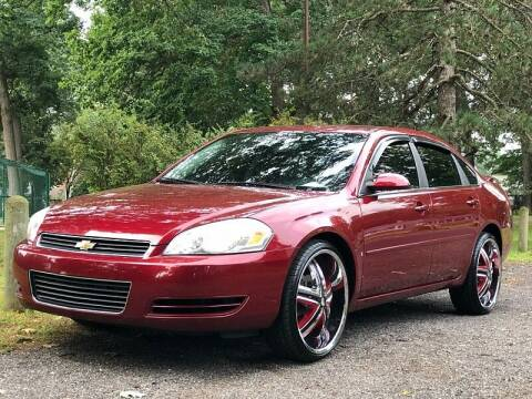 2008 Chevrolet Impala for sale at CItywide Auto Credit in Oregon OH