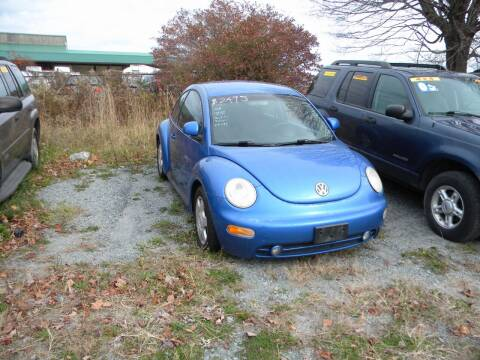 1998 Volkswagen New Beetle for sale at Discount Auto Sales in Monticello NY