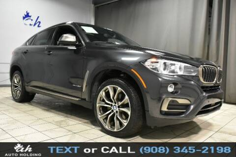 2018 BMW X6 for sale at AUTO HOLDING in Hillside NJ
