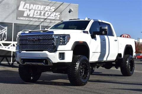 2020 GMC Sierra 3500HD for sale at Landers Motors in Gresham OR