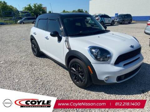 2012 MINI Cooper Countryman for sale at COYLE GM - COYLE NISSAN - New Inventory in Clarksville IN