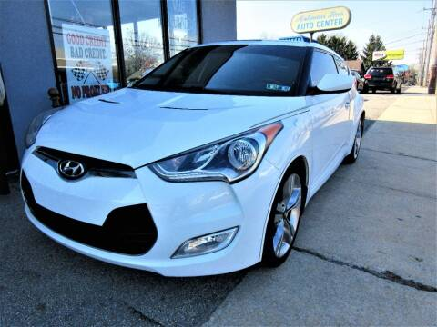 2013 Hyundai Veloster for sale at New Concept Auto Exchange in Glenolden PA