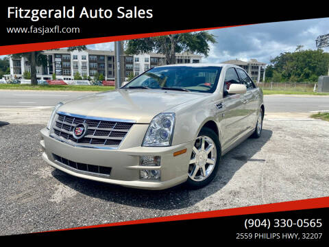 2008 Cadillac STS for sale at Fitzgerald Auto Sales in Jacksonville FL