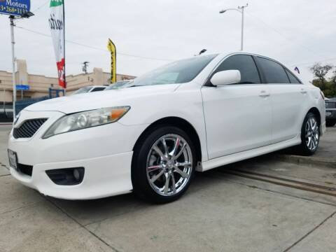 2010 Toyota Camry for sale at Olympic Motors in Los Angeles CA